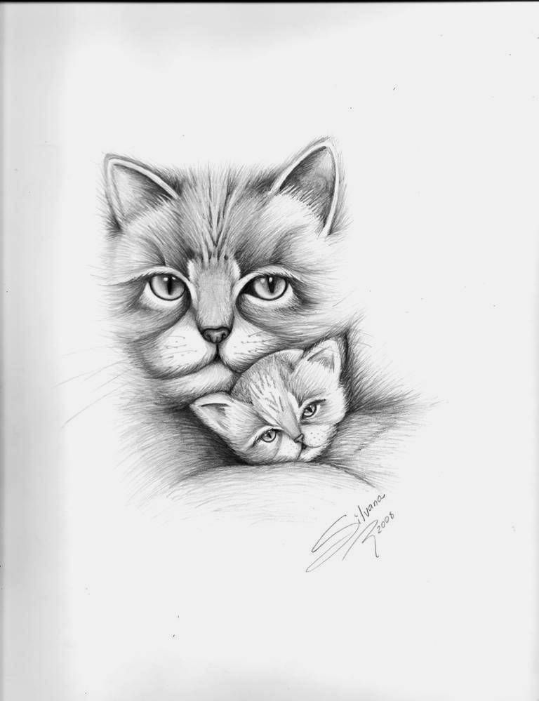 Dibujos A Lapiz De Animales Animales Pencil Drawings Art
