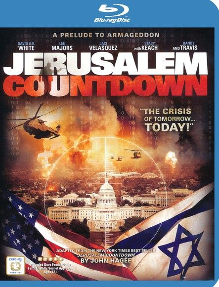Jerusalem Countdown - Christian Movie Film on DVD from Pure Flix in