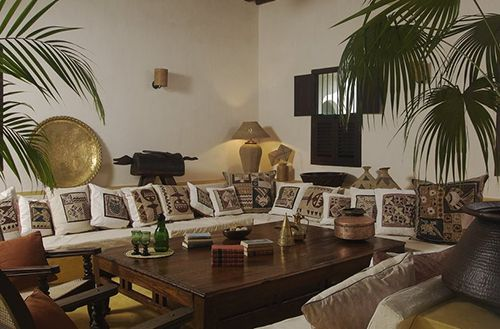 SWAHILI ARCHITECTURE AND INTERIOR DESIGN AT PALM HOUSE LAMU Decor