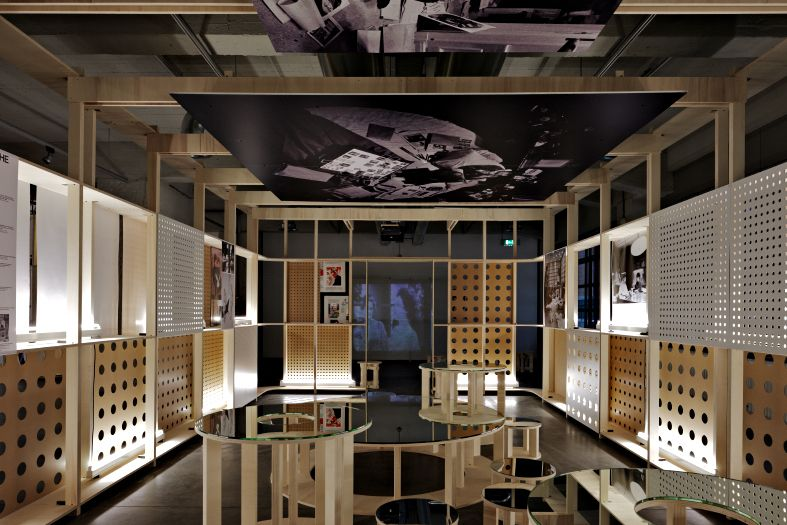 "Exhibition Design: ""Playboy In The Making"" At NAiM"
