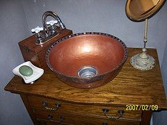 How To Make Your Own Vessel Sink With A Bowl.