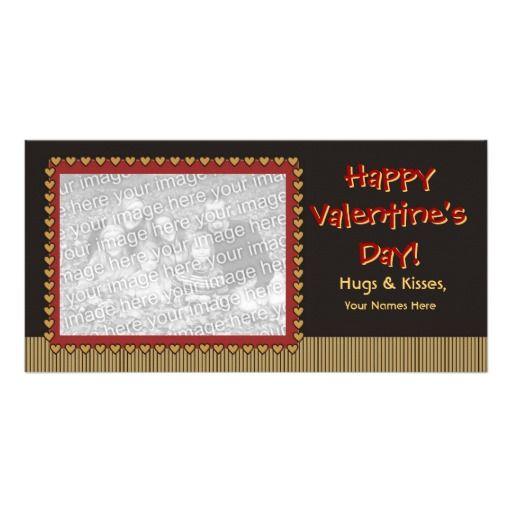 Happy Valentine's Day Photo Cards http://www.zazzle.com/happy_valentines_day_photo_cards-243588325510004671?rf=238194283948490074&tc=pfz