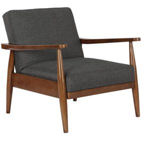 Home Mid Century Chair Accent Chairs For Living Room Better Homes Gardens
