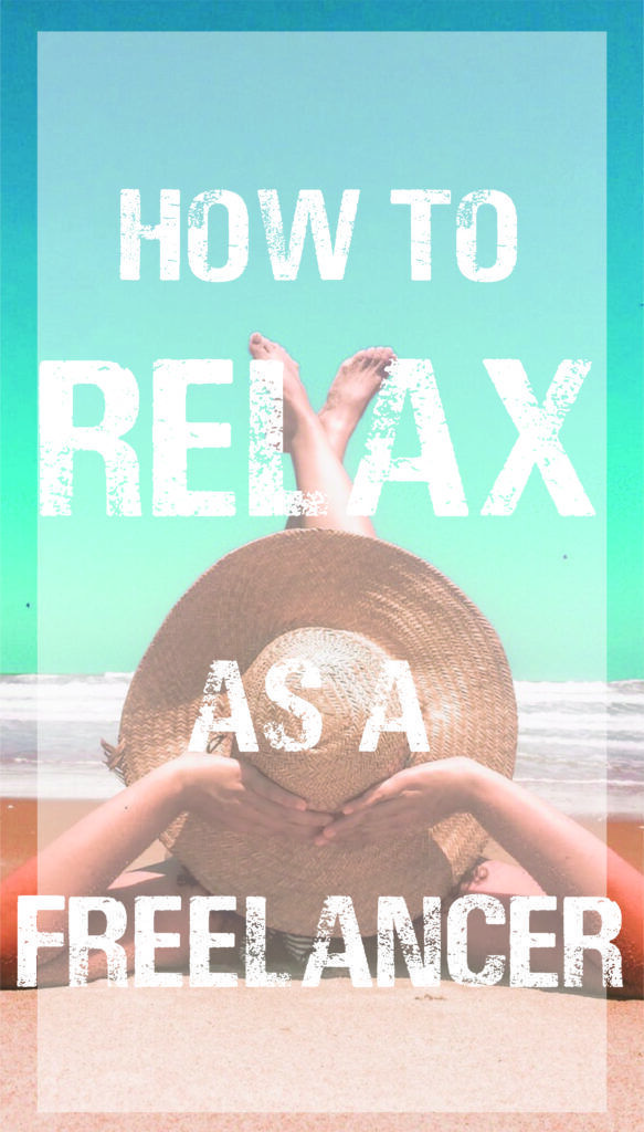 Stress Relief for Freelancers | Stress relief, Misery ...