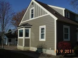 Board And Batten With Lap Siding Google Search House Exterior Exterior Paint Color Vinyl Siding Colors