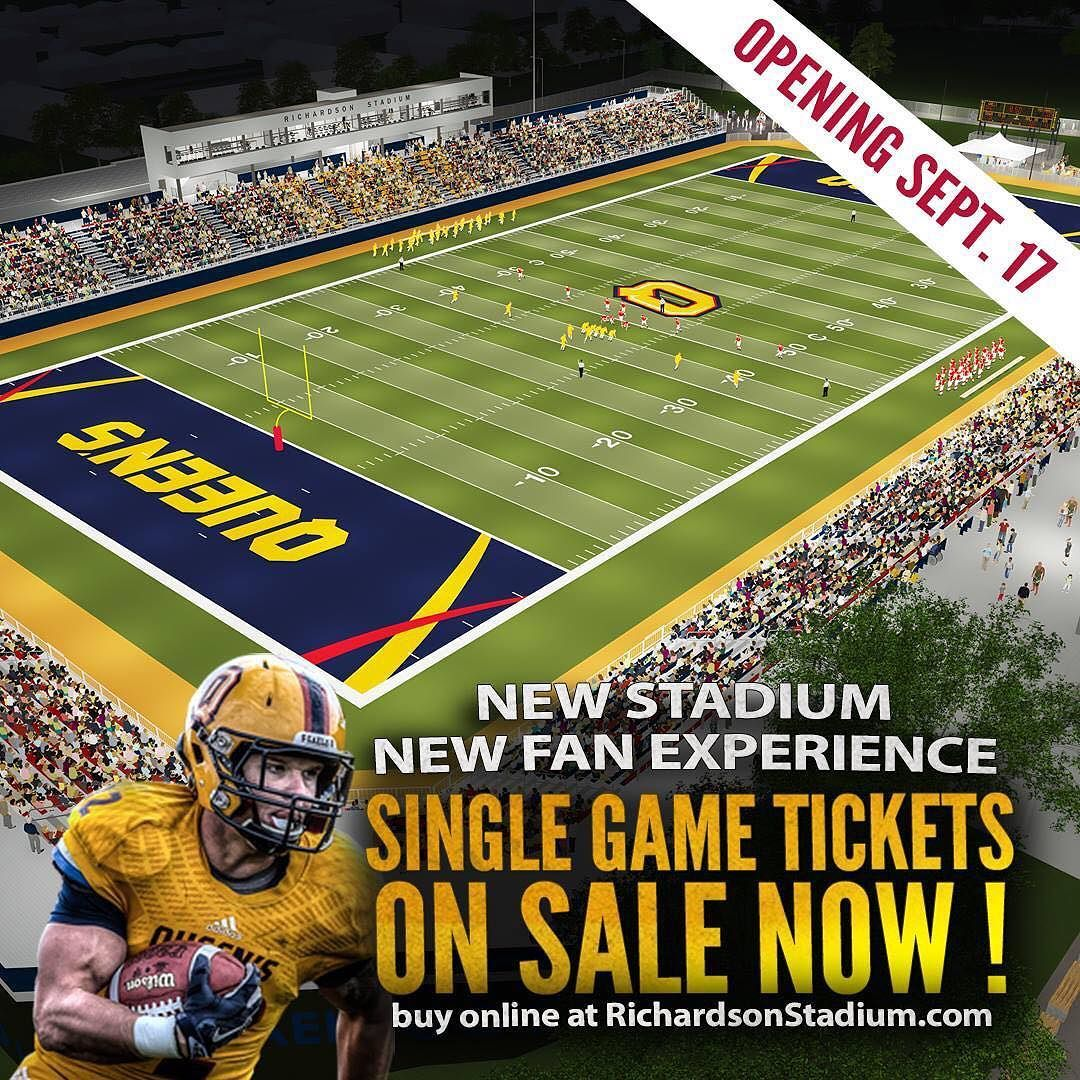 Be A Part Of History Single Game Football Tickets For The
