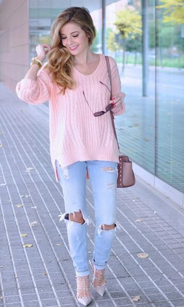 205bf8dac Moda it - Look Minissaia: Camurça   Moda it   Moda feminina   Blusas ...