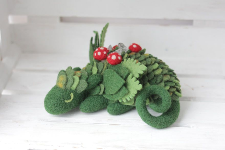 Felted-dragons-alena-bobrova