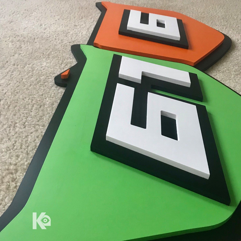 3dlogo Sign Design