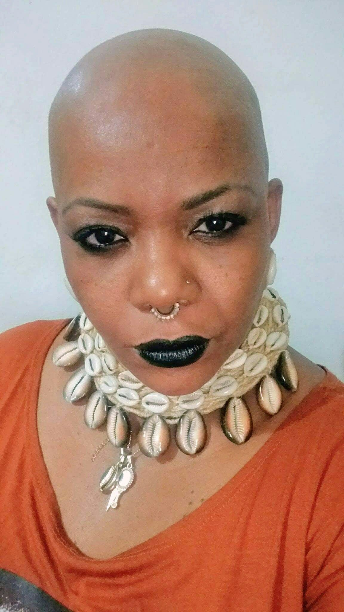 37++ How to wear a shaved head woman inspirations