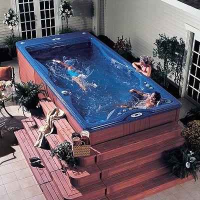 swim spa prices | H2X (Master Spas) Swim Spa - review ...