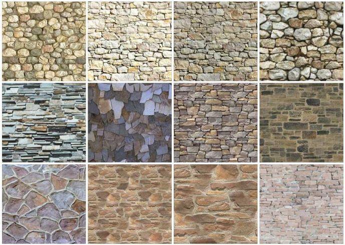 Faux Stone Wall Tile Best Tile Designs And Ideas Idee Per La