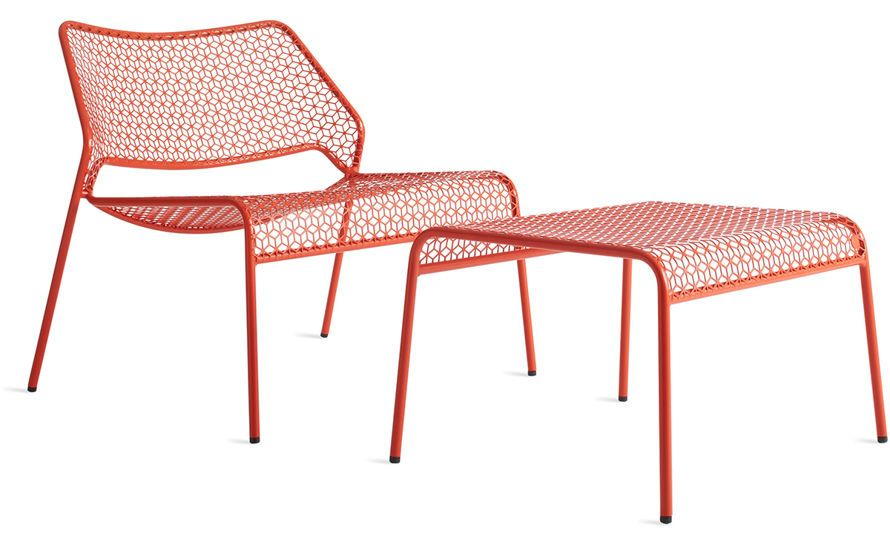 Hot Mesh Ottoman Blu Dot Furniture Comfy Leather Chair Chair