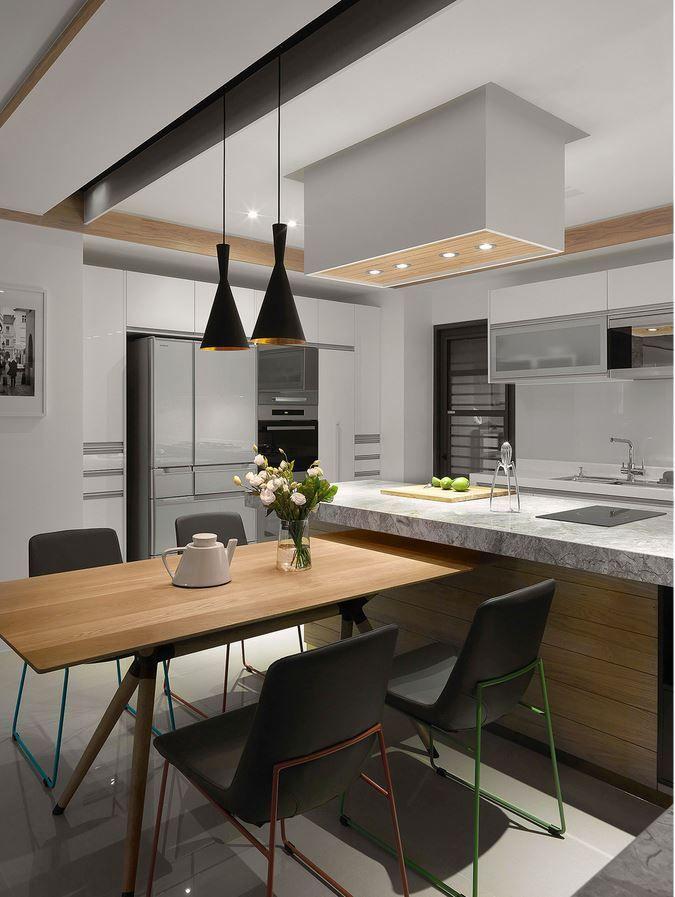 Pin de DiDizz en Décor Pinterest Cocinas, Apartamentos y Comedores