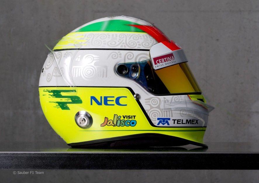 Sergio Perez - Sauber... soon to be Mclaren...