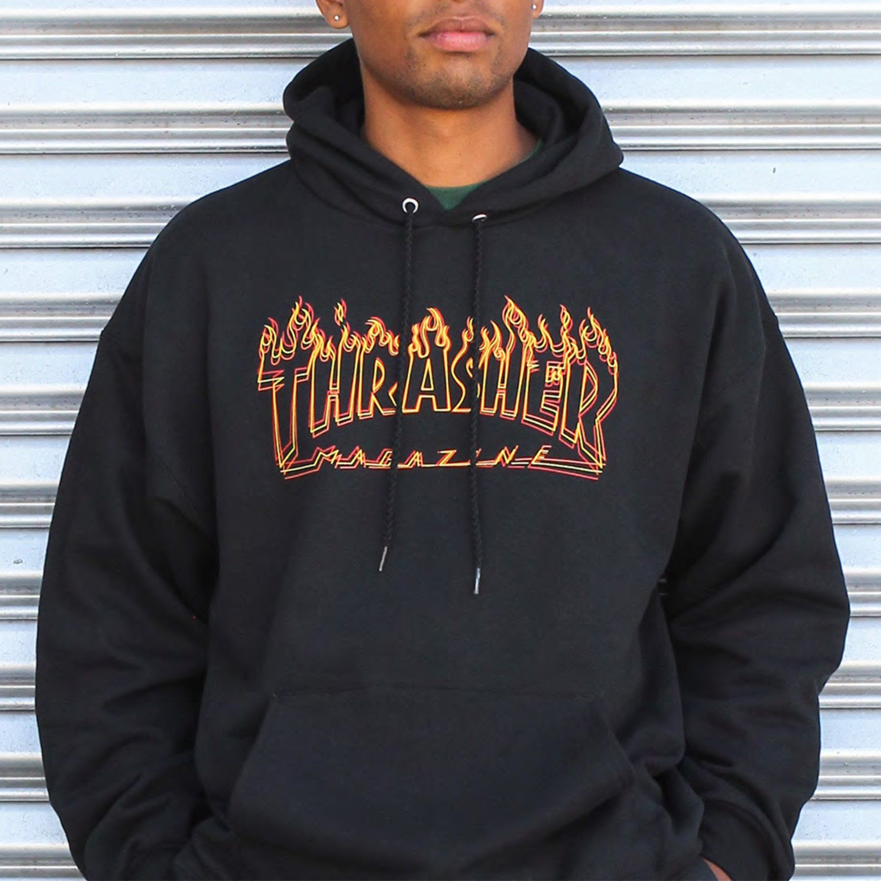 Check out the lastest fashion from Thrasher | Skateboard fashion