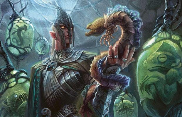 Master Biomancer Art By Willian Murai Simic Fantasy