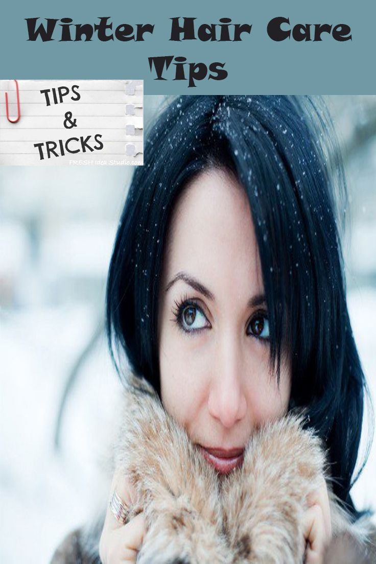 Winter Hair Care Tips The Dry And Chilly Climate Of Winter Simply Creates Havoc To Your Hair Winter Hair Care Winter Beauty Tips Hair And Beauty Salon