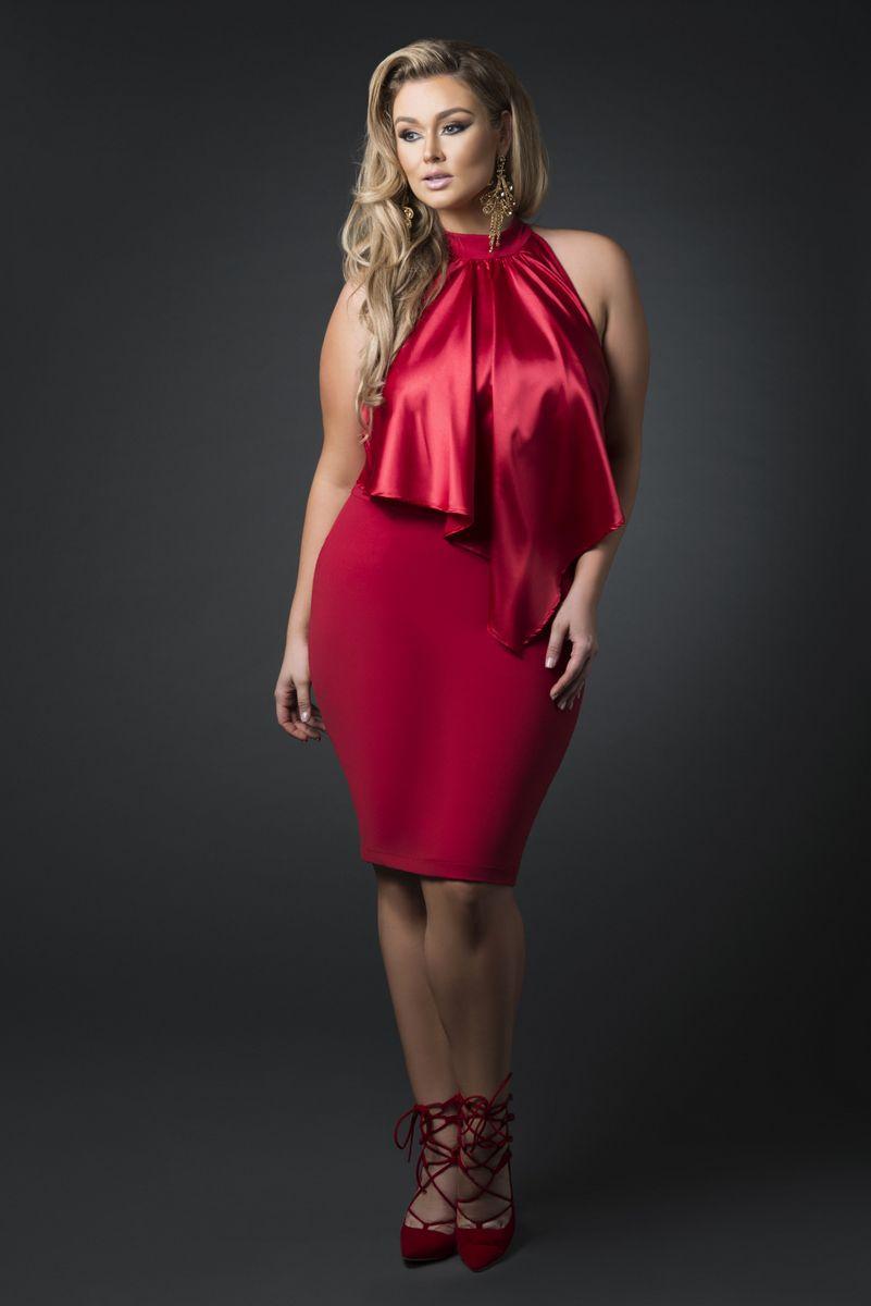 La Fashionista Curvy   El Z Por Zevarra Plus Size Designer ...