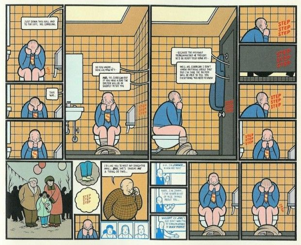 (PDF) Chris Ware's Jimmy Corrigan: Honing the Hybridity of ...