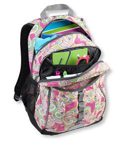 #LLBean: Bean's Explorer Backpack, Print