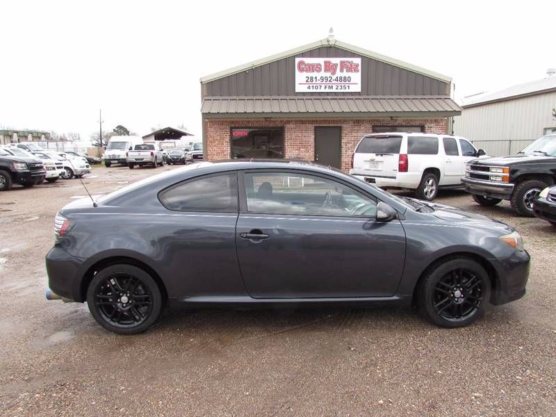 This 2007 Scion tC Spec is listed on for