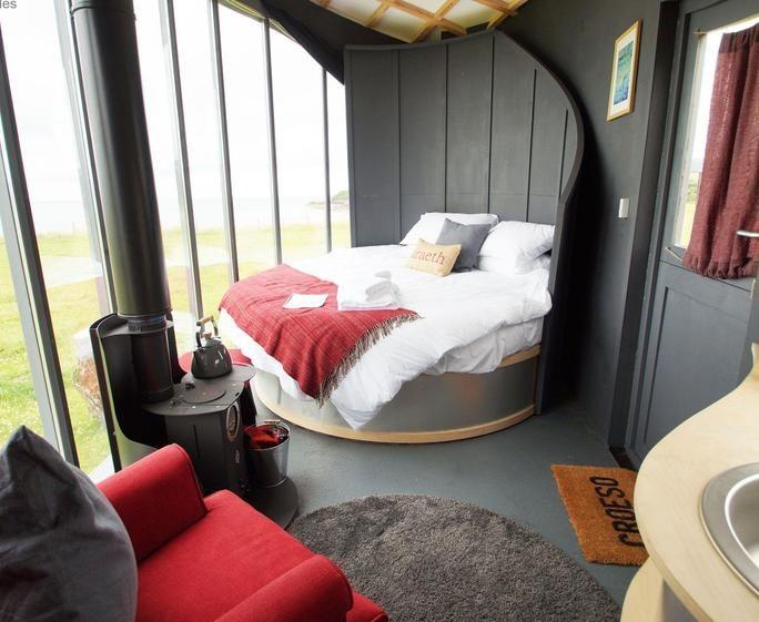 Dragon's Eye - Llygad y Ddraig   Tiny house design ...