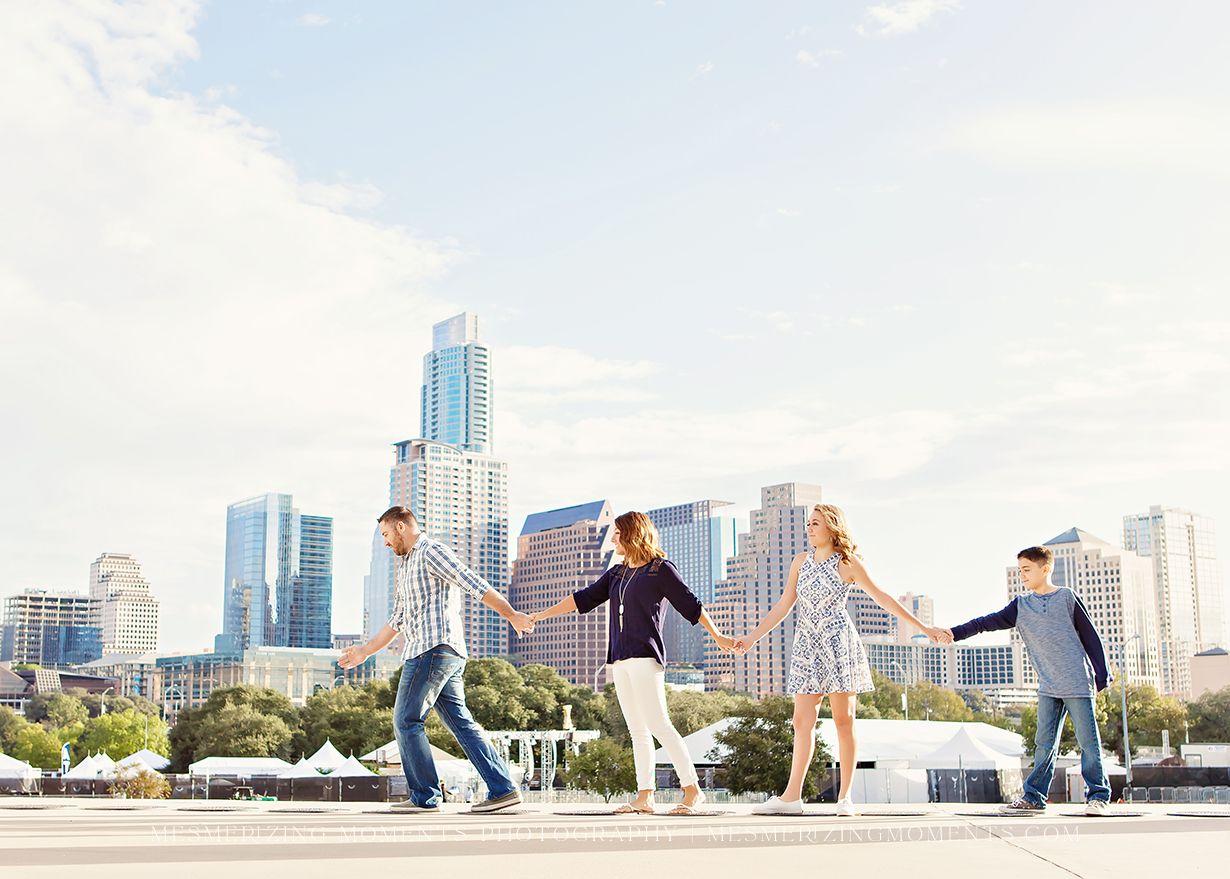The Long Center Austin Family Photographer in 2020