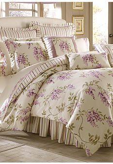 J Queen New York Wisteria Online Only Bed Luxury Bedding Sets Bedroom Design