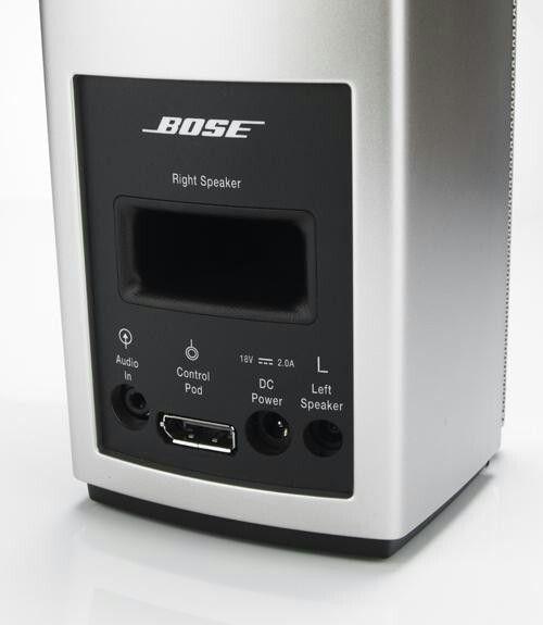 4f6a6c3e68bc8d96441c330665a4c0f2 bose companion 20 multimedia speaker system audio loudspeaker  at n-0.co