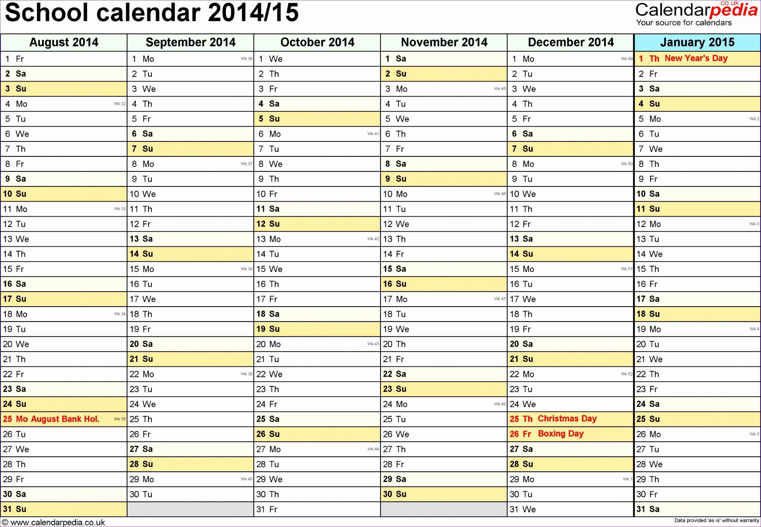 Printable Calendar In Excel In 2020 Excel Calendar Template How To Plan Excel Calendar