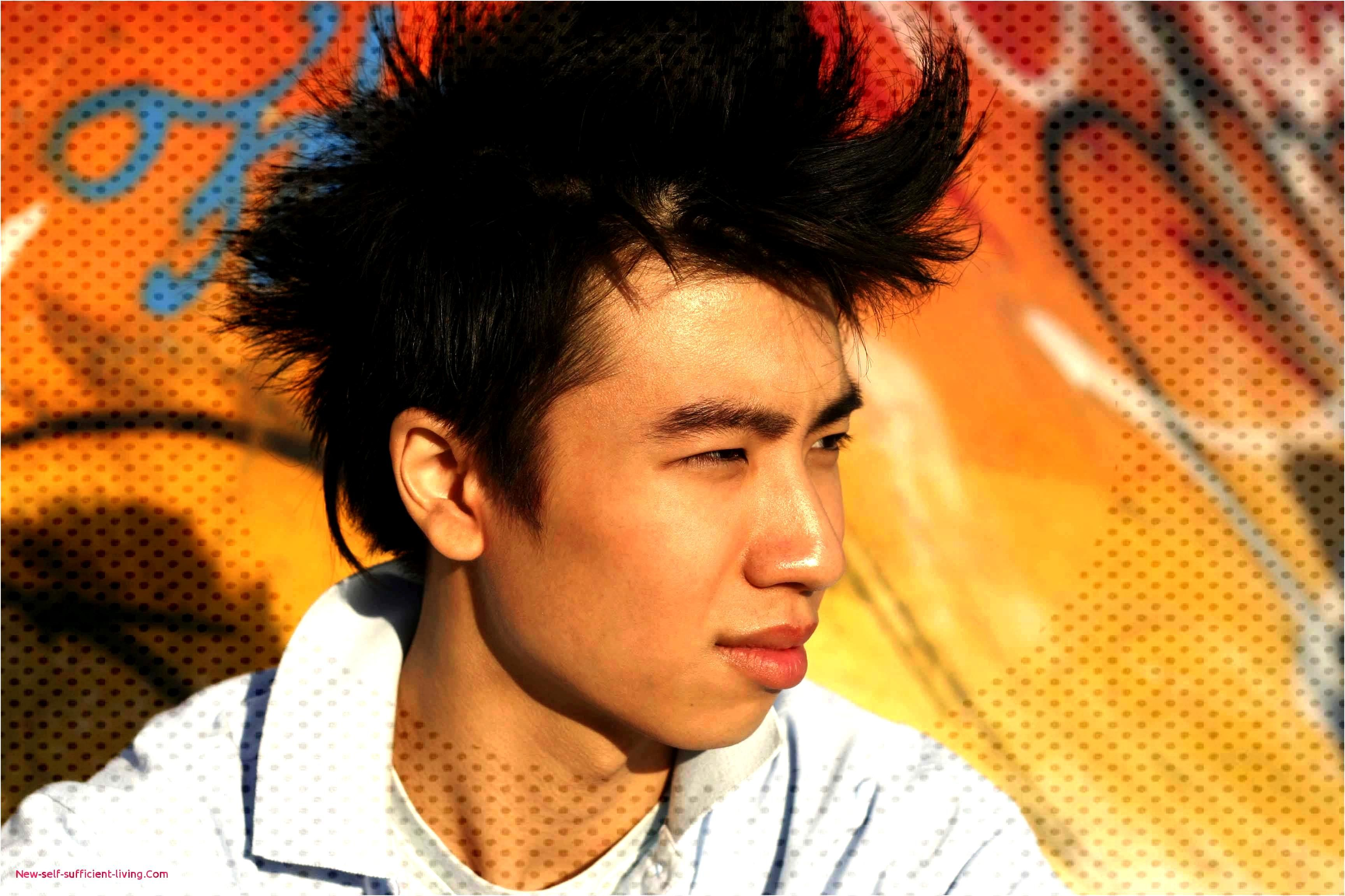 Awesome Punk Hair for Men - People who have dark-colored fluorescent Afro hair d..., Awesome Punk