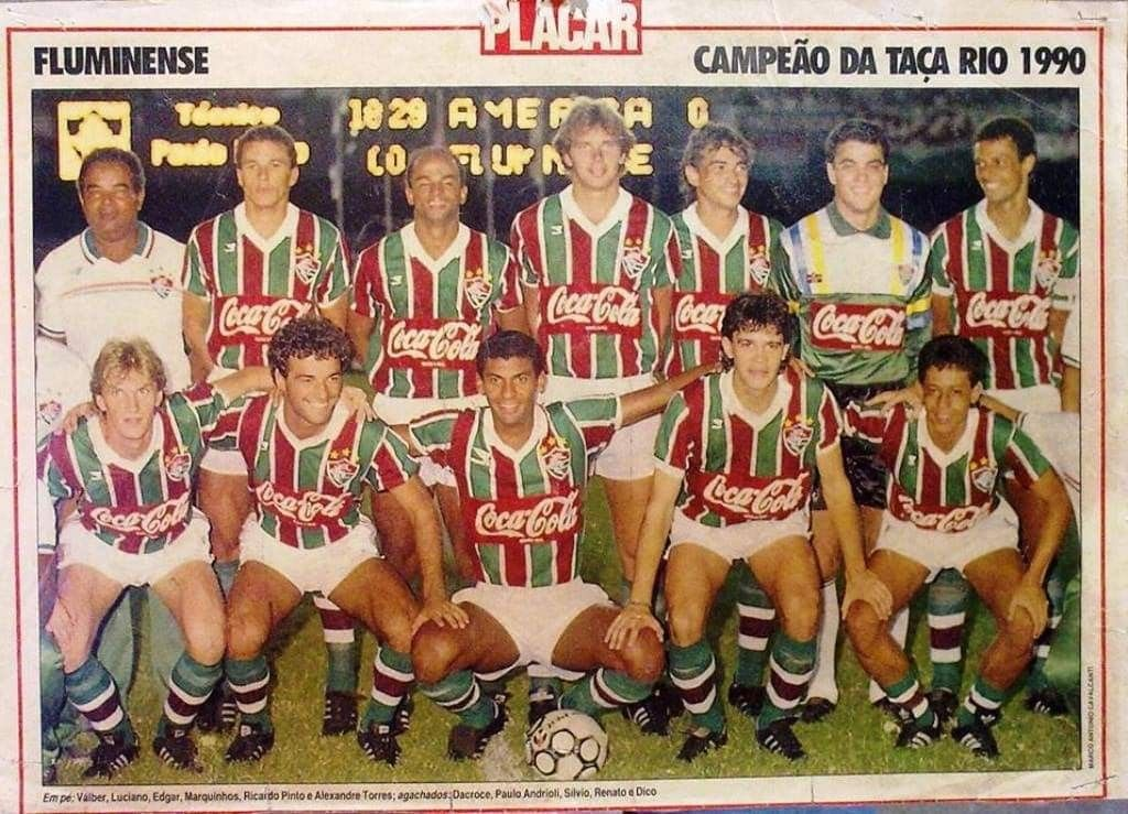 Pin de Spassos RJ em Fluminense Football Club em 2020