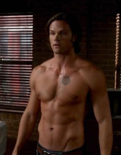Jared padalecki sexiest man alive