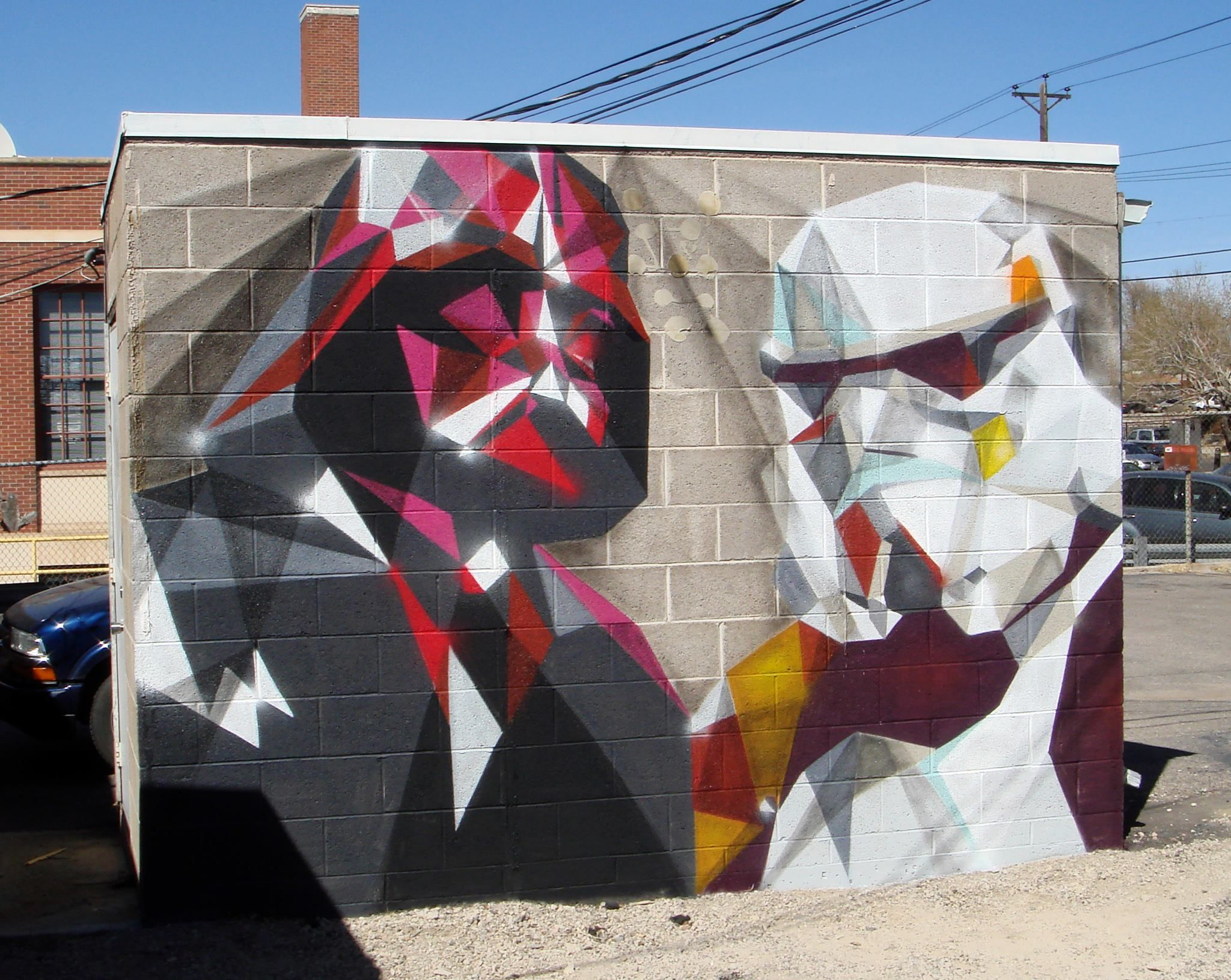 Super Nerdy Examples Of Star Wars Street Art Fun