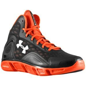 d2dafd16bb49 Under Armour Spine Bionic - Men s - Basketball - Shoes - Black Red White