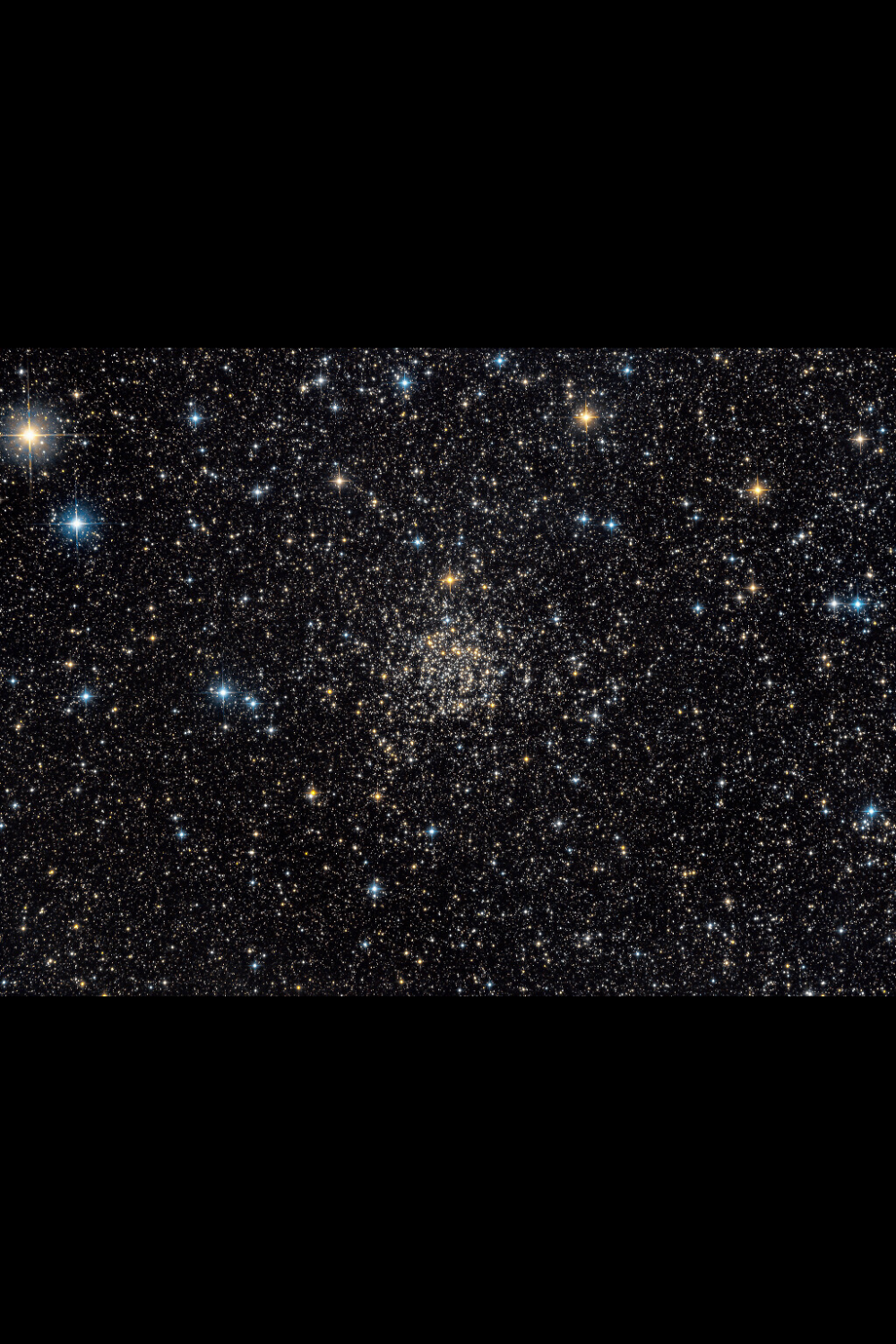 Ngc 7789 Caroline S Rose Astronomy Star Cluster Space Facts