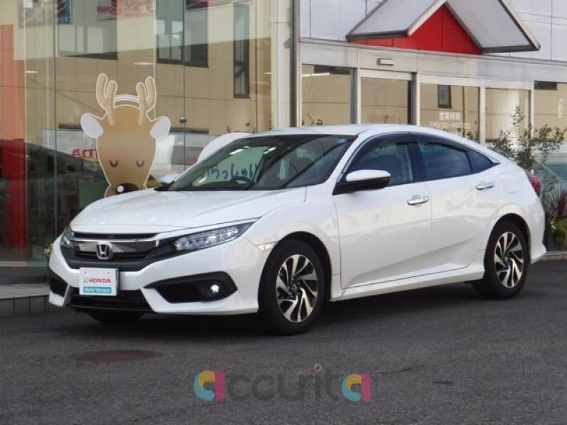 Automatic Honda Civic 1 8 I Vtec Cvt Rs 2715000 Posted On 3 02
