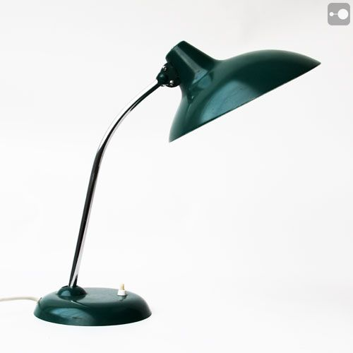 Desk lamp 6786 designed in the 1960s manufactured by kaiser retro desk lamp designed in the manufactured by kaiser leuchten germany aloadofball