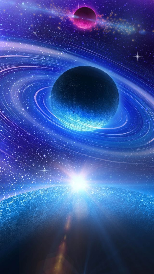 Space Fantasy iPhone wallpapers mobile9 scifi