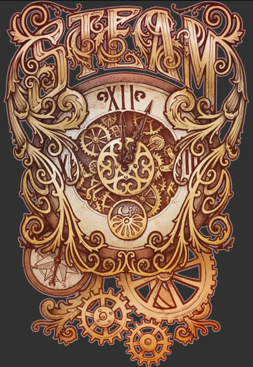 Steampunk Design Steampunk Design Elements This