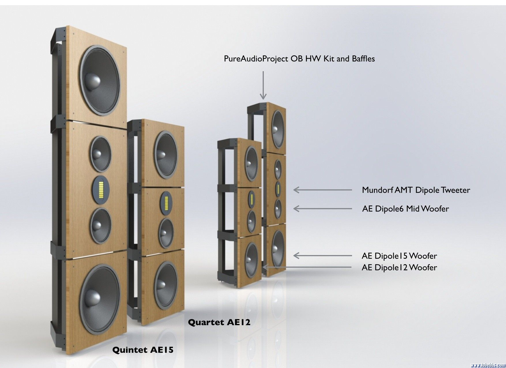 PureAudioProject & Acoustic Elegance