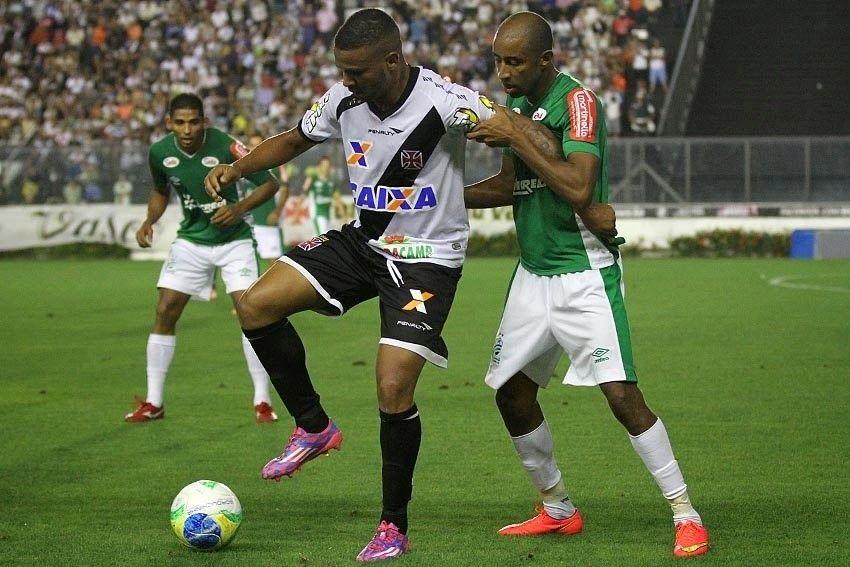 Blog Esportivo do Suíço:  Brasileirão - Série B 2014, 21ª Rodada: Vasco vence a Luverdense na estreia de Joel