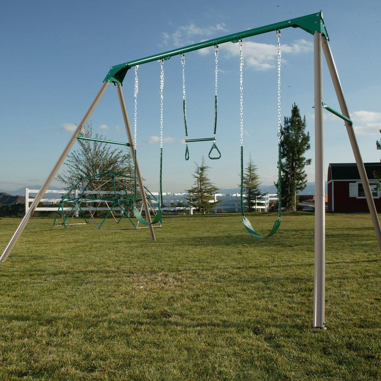 Lifetime 10 Foot Swing Set Earthtone