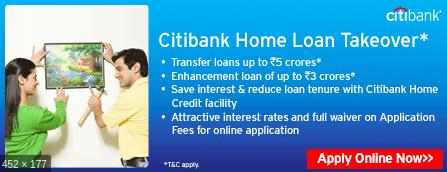 Citi Bank Home Loan Home Loans Loan Loan Calculator