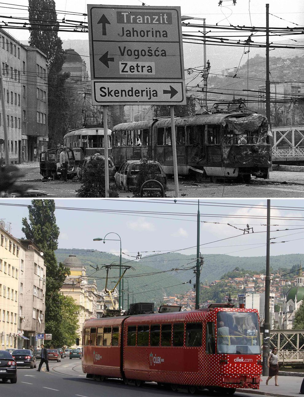 Bosnia Today. Still slowly recovering :-)