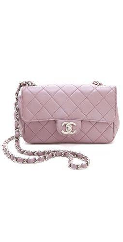 d2e491d8d Vintage Chanel Flap Bag. La cadenita, oh si la cadenita. | So Cool ...
