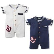 Resultado de imagem para roupa de bebe masculino macacao Marinheiro 01250bac40f