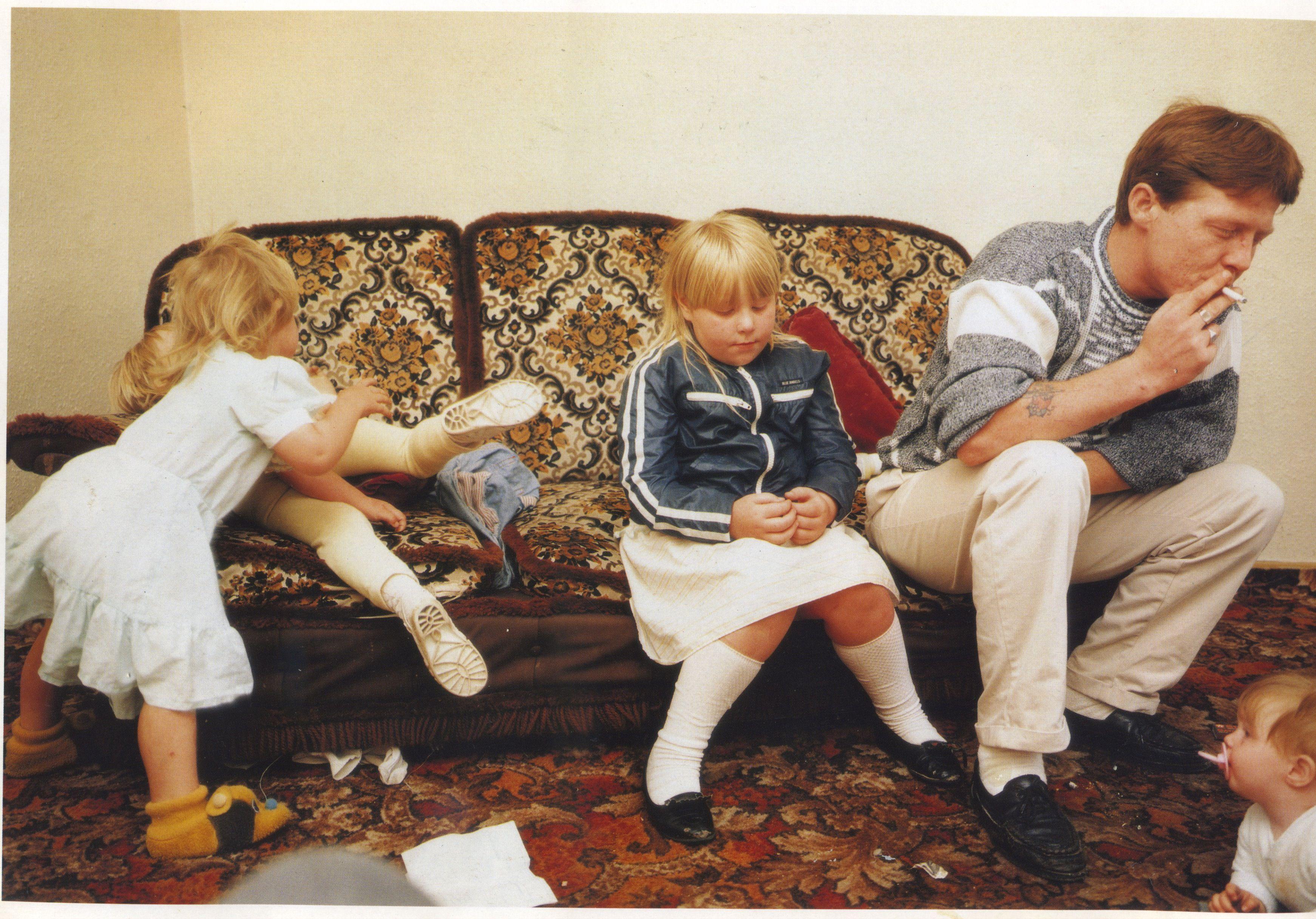 Nick waplington living room