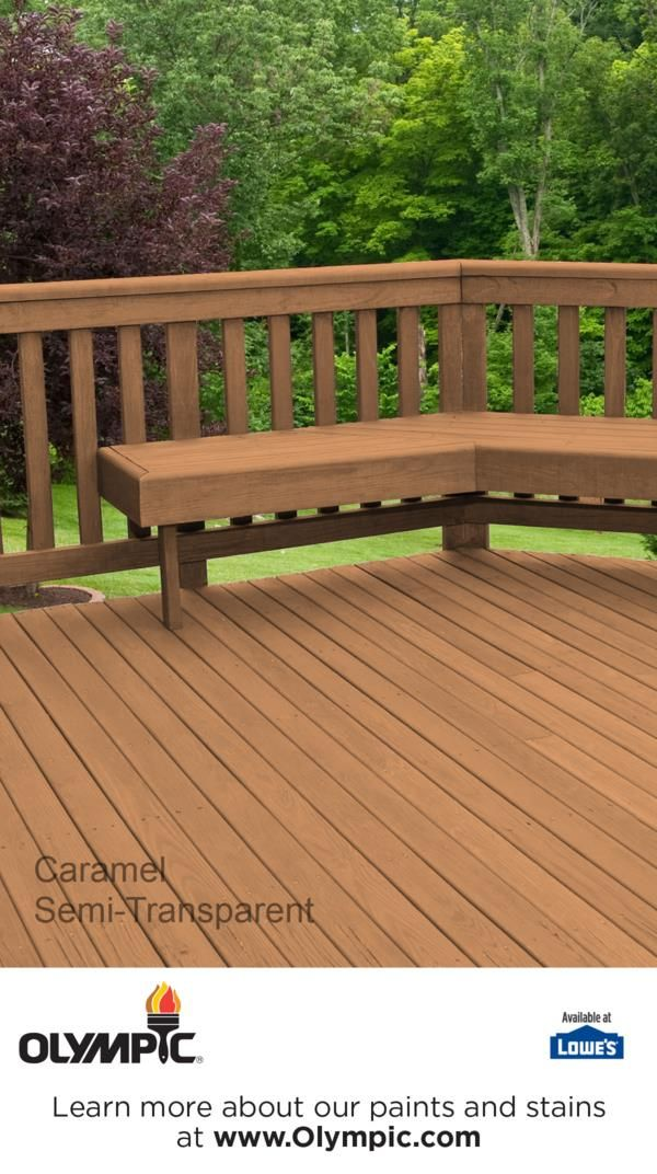Caramel Exterior Wood Stain Staining Deck Deck Stain Colors